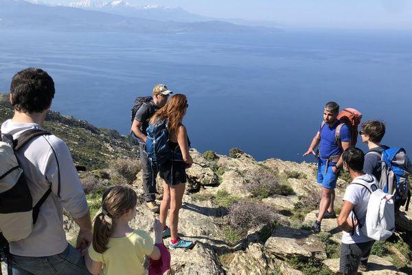 Une randonnée à la découverte du Cap Corse, au départ de Canari.