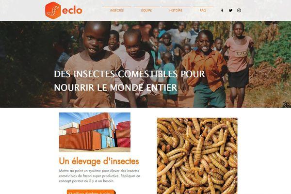 Eclo'in, le projet de containers autosuffisants pour l'élevage d'insectes en Afrique.