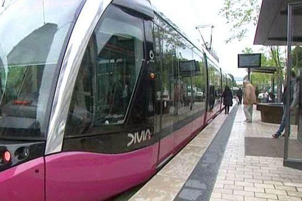 Tramway Dijon