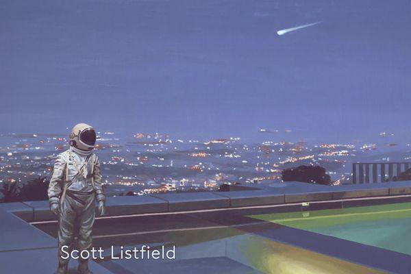 Scott Listfield pour le petit Livre bleu