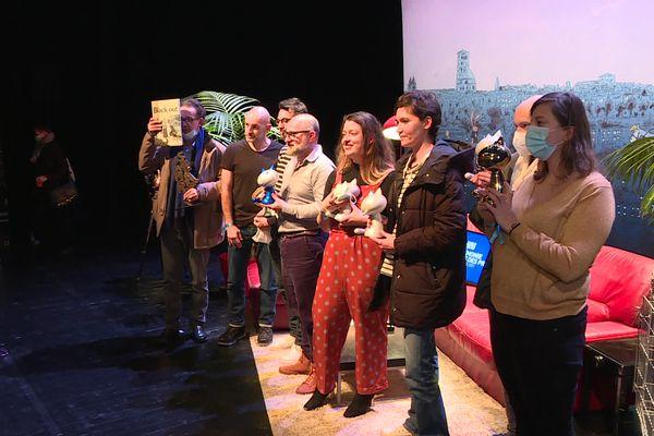 Le festival de la BD d'Angoulême a livré son palmarès