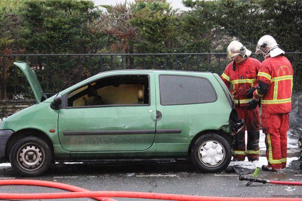 15 voitures incendiées à Joué-les-Tours - PHOTO D'ILLUSTRATION