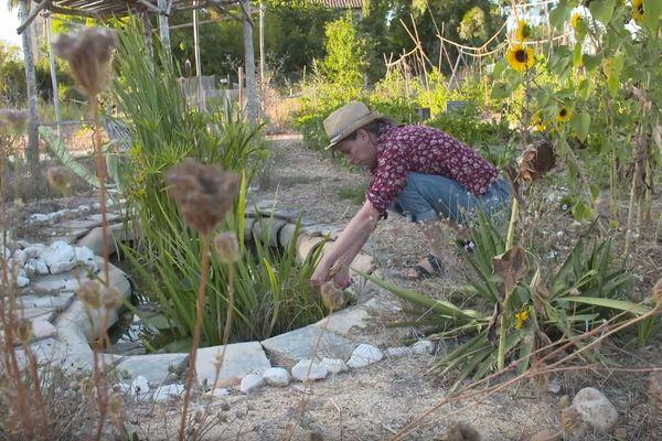 Les adhérents de l'Oasis Citadine sont formés à la permaculture.