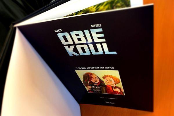 """Obie Koul - """"Un week-end sur deux chez mon père"""" - Editions Kennes"""