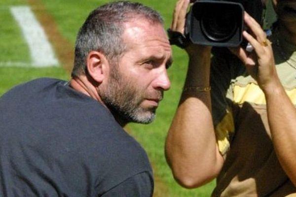 Alain Hyardet a été entraîneur de Béziers en 2001