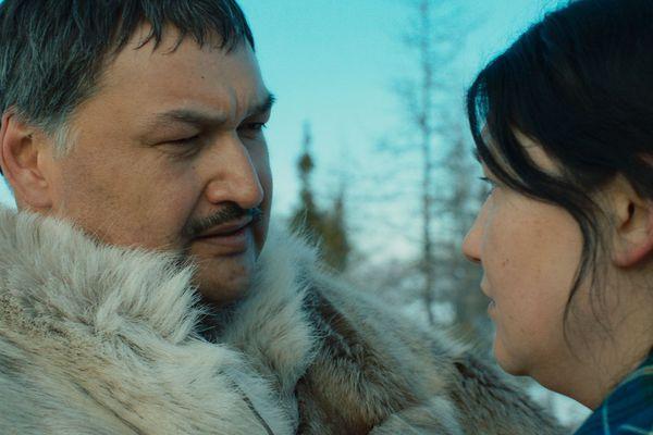 La rivière sans repos conte l'histoire d'une jeune femme inuite face à l'hégémonie du monde occidental