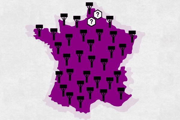 L'institut Ifop a demandé aux Français de choisir entre Amiens et Lille.