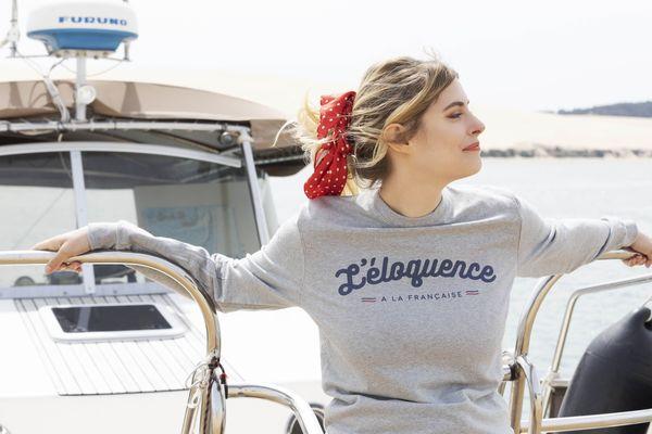 Joli succès pour Cocorico, jeune marque de vêtements 100 % Made in France