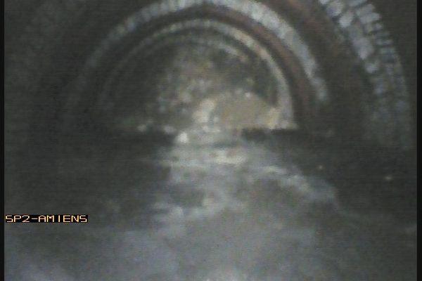 Trou d'Amiens : les experts découvrent l'entrée d'une cave médiévale