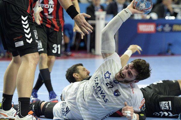 Montpellier s'offre Skopje et jouera une finale de la Ligue des champions de handball 100% française face à Nantes - 26 mai 2018