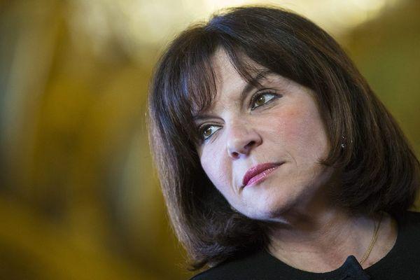 La sénatrice de l'Orne Nathalie Goulet