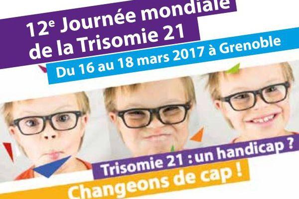La 12ème journée mondiale de la Trisomie 21 se déroule à Grenoble cette année