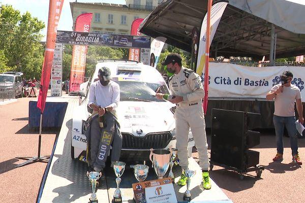 Hugo Micheli remporte la 51ème Ronde de la Giraglia.
