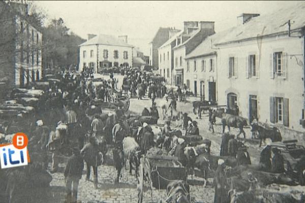 Le marché de Saint-Renan (29) date au moins de 1399.