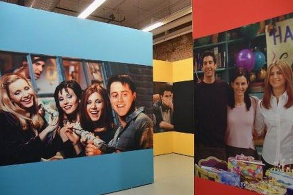 A l'occasion des 25 ans de la série Friends, les cinémas Pathé organisent une soirée dédiée avec 12 épisodes diffusés sur grand écran en 4K.