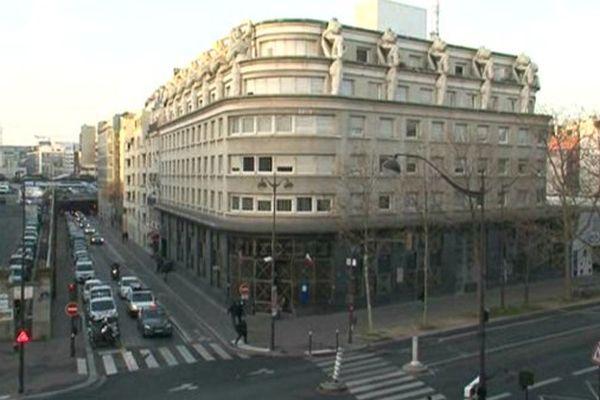 Le commissariat du 12ème arrondissement