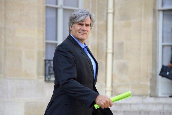 Le ministre de l'agriculture Stéphane Le Foll sera présent au sommet de l'élevage à Cournon d'Auvergne le 6 octobre 2015