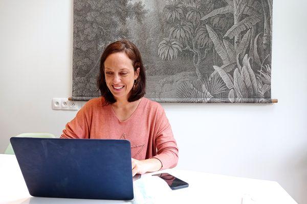 Caroline Letourneau, spécialiste en psychologie positive anime 10 ateliers à destination des étudiants rennais