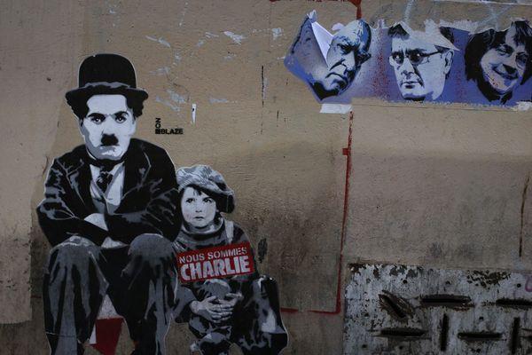 Les attentats du début de l'année 2015 à Charlie hebdo avaient suscité une émotion considérable en France.