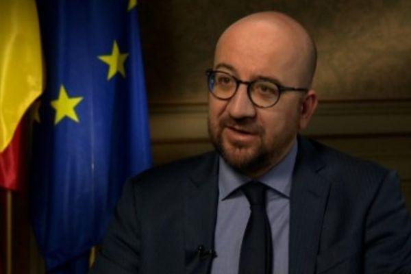 Charles Michel, Premier ministre belge a accordé un entretien à CNN.