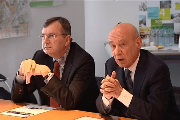 Lors d'une conférence de presse, Claude Malhuret a rappelé l'importance de ces assises métropolitaines Clermont-Vichy-Auvergne, maintenant que la région s'est agrandie.