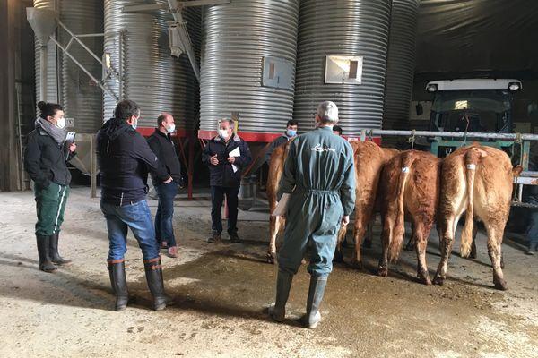 La formation est organisée par France Limousin Sélection et le Herd-book Limousin.