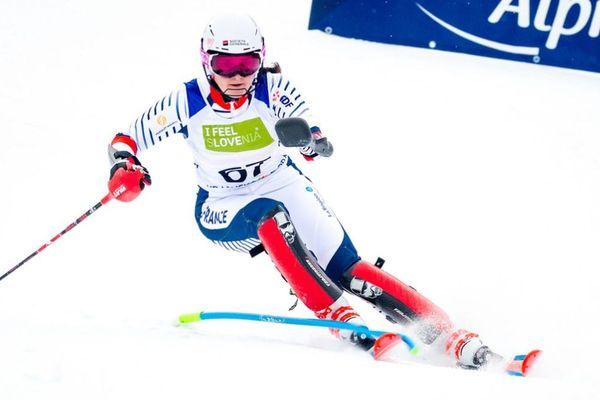 Marie Bochet / World Para Alpine Skiing World Championships 2019