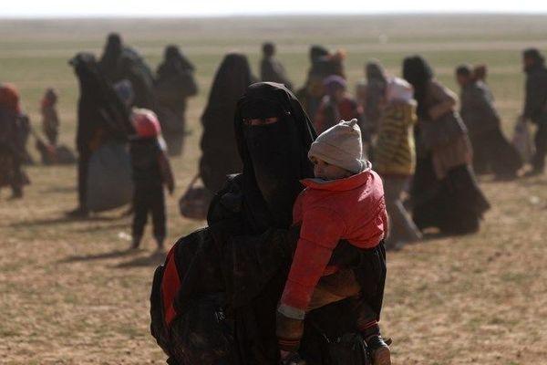 """(Photo d'illustration, archives du 26/01/2019). """"Mathilde"""", une tourangelle, partie rejoindre l'Etat islamique (EI) fait partie des ressortissants Français détenus en Syrie à vouloir rentrer en France."""