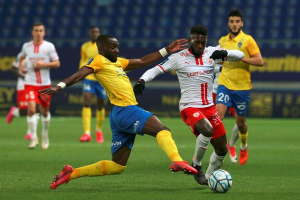 Le FCSM a fait match nul au stade Bonal, contre l'AS Nancy Lorraine, le 5 décembre 2020.