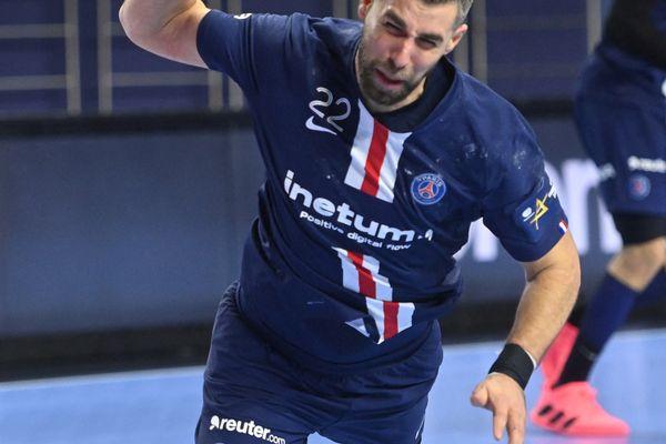 Le PSG sera soutenu par 800 personnes lors de ces quarts de finale retour de Ligue des Champions de handball.