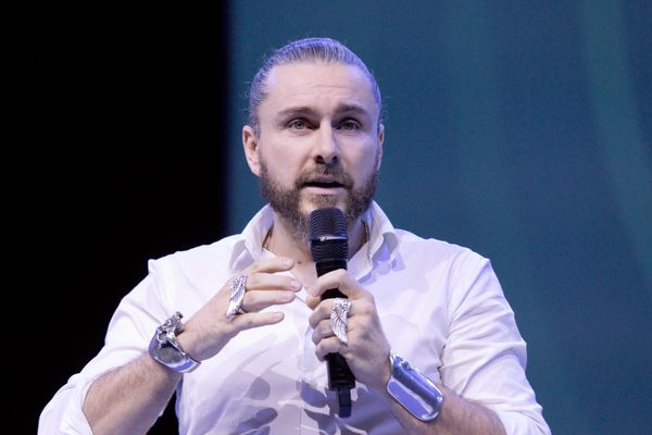 Raphaël Perrier en octobre 2018