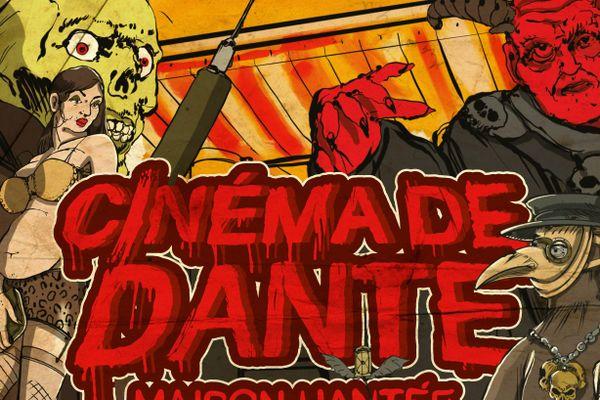 L'ancien UGC Toulouse devient Le cinéma de Dante et se transforme en maison hantée avec des comédiens, jusqu'au 8 novembre 2020