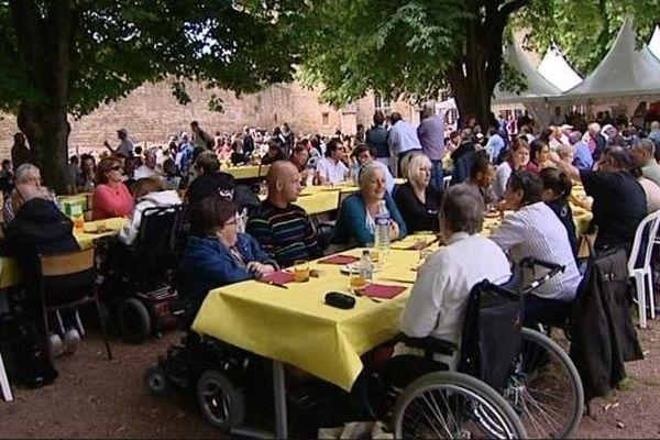 L'association des paralysés de France a été créée en 1933, et fête cette année ses 80 ans