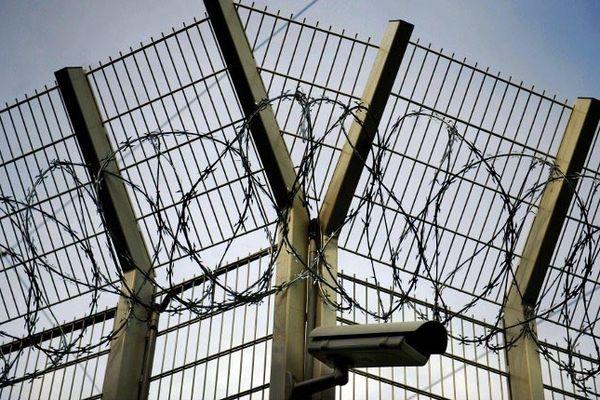 Prison de Rennes, à Vezin-Le-Coquet