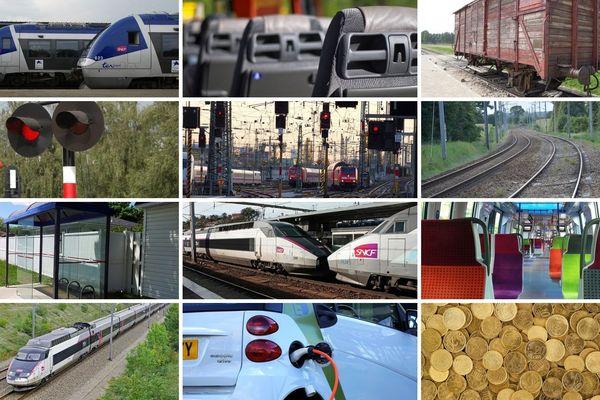 Rapport Spinetta, ligne POLT, réouverture du Orléans-Chartres... Les dossiers transports de votre région