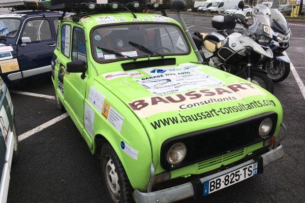 Le départ du raid 4L Trophy aura lieu ce jeudi 15 février à Biarritz.