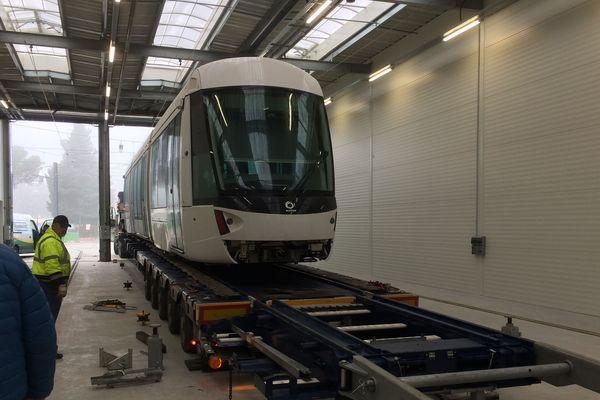 117 millions d'euros, c'est le budget de la ligne de tramway d'Avignon