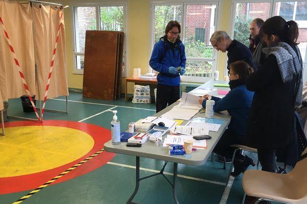 Protocole sanitaire mis en place pour le premier tour des élections municipales le 15 mars 2020
