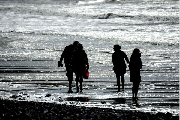 De forts coefficients de marées sont attendus sur le littoral, allant jusqu'à 103 le jeudi 27 mai 2021.