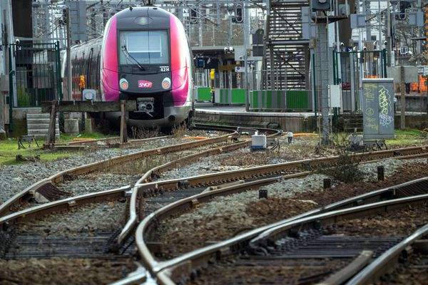 Un train sur deux circulera cette semaine sur les lignes L et U.