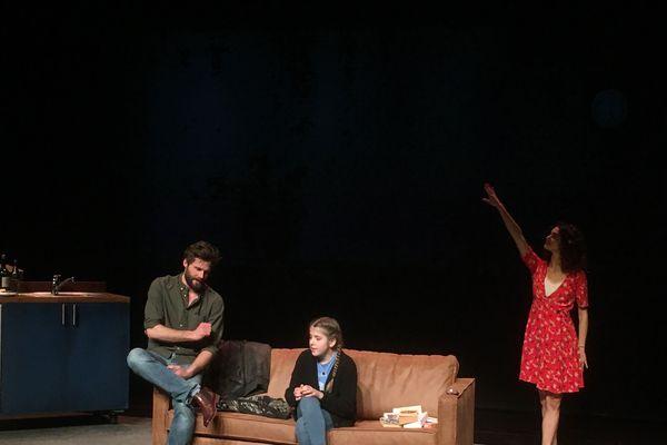 « Une Histoire d'Amour », la nouvelle pièce bouleversante d'Alexis Michalik.
