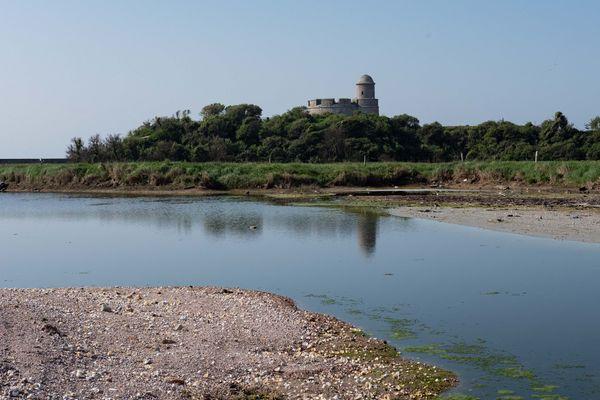 Ile de Tatihou, Saint-Vaast-la-Hougue