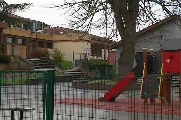 L'école maternelle Fernand-Gayot de Limas où était scolarisé l'enfant