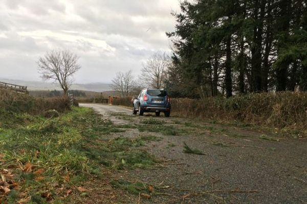 La rafale la plus forte à été enregistrée ce mercredi matin à Mont-Saint-Vincent (Saône-et-Loire), à 127 km/h.