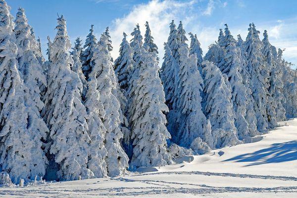 L'hiver n'est pas tout à fait terminé.