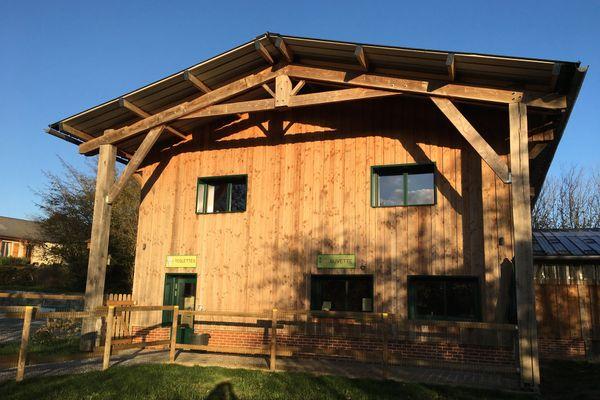 L'Arche de Noé, une ferme pédagogique créée pour recevoir du public et animer des ateliers autour de l'animal