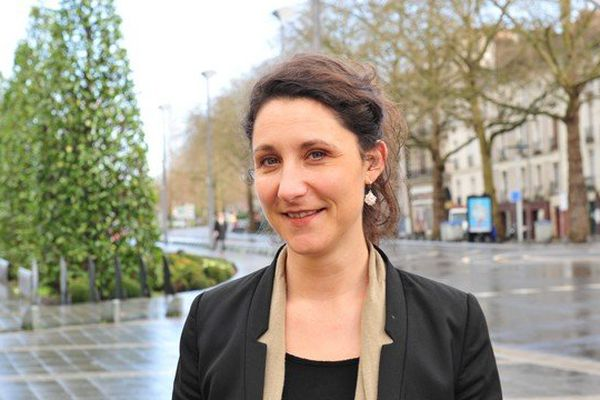 Pascale Chiron est candidate EELV à la mairie de Nantes en 2014