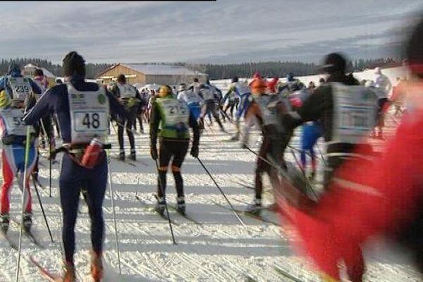 Plus de 1500 participants : L'envolée nordique reste une grande course populaire