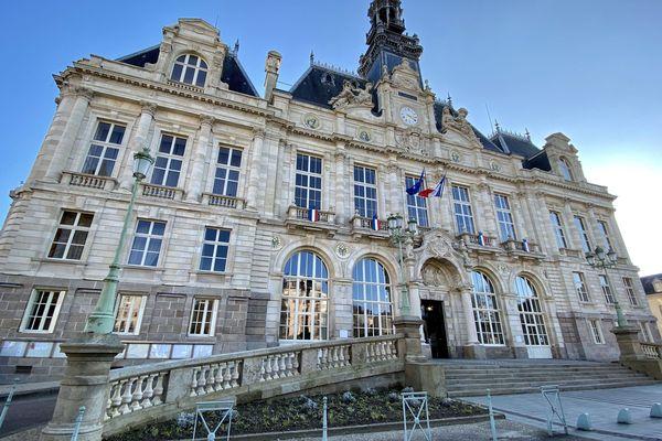 Mairie de Limoges (Haute-Vienne)
