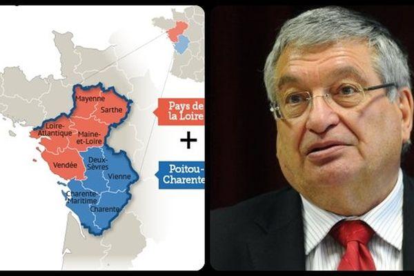 Les Pays de la Loire vont fusionner avec le Poitou-Charentes ?